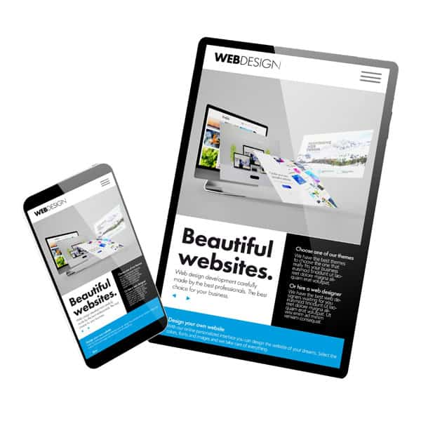 website design responsive design by sparsh gambhir