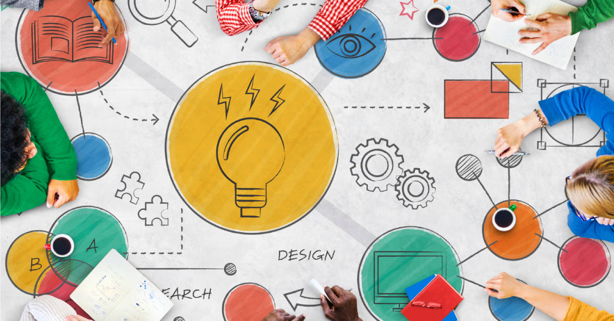 web design brainstorming
