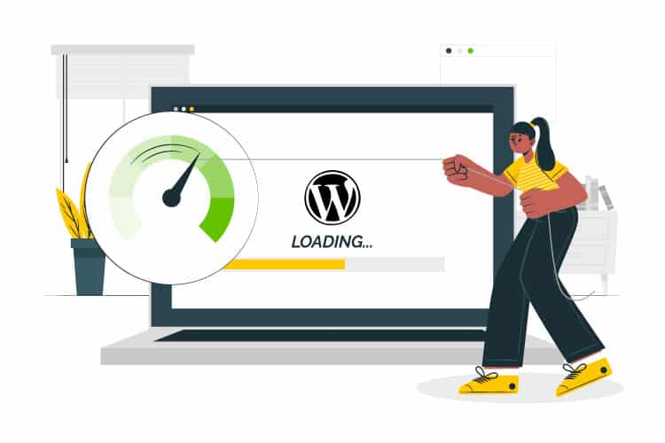 suggestions to speed up wordpress websites